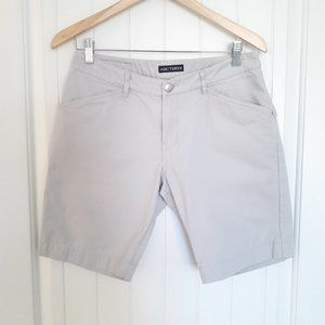 Arc'teryx Cotton Shorts Size 8